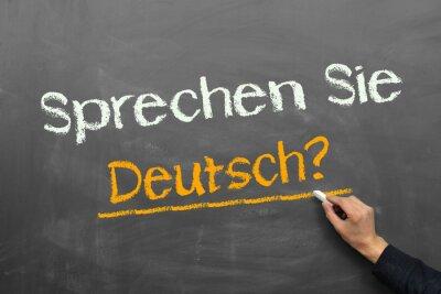 Papiers peints Parlez-vous allemand?