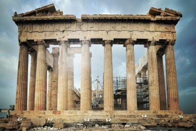 Papiers peints Parthénon, Acropole à Athènes