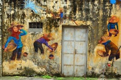 Papiers peints Patrimoine d'Ipoh, Malaisie - Ipoh est une ville de Malaisie, à environ 200 km au nord de Kuala Lumpur ..