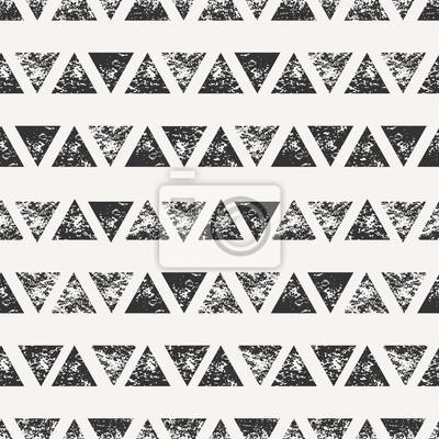 Pattern Abstract triangulaire Formes Seamless