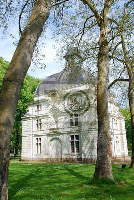 Papiers peints Pavillon du Dôme à château de Richelieu