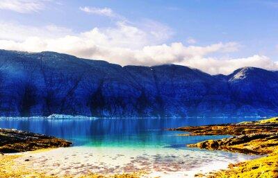 Papiers peints Paysages de la Norvège