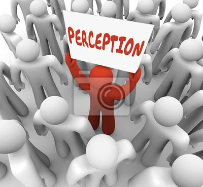 Papiers peints Perception signe verbal Attention Public clients image