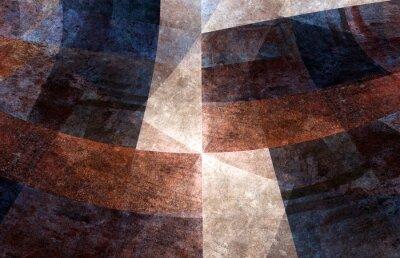 Papiers peints perspective fond sombre