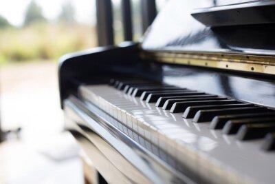 Papiers peints Piano est un instrument de musique il un clavier et populaire chez les enfants.