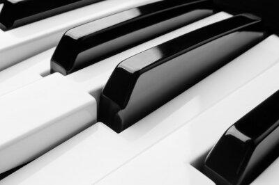 Papiers peints Piano Keys