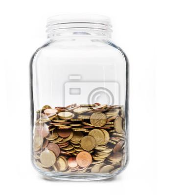 Pièces de monnaie dans les Gals