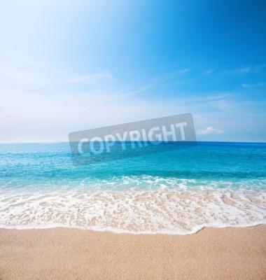 Papiers peints Plage et belle mer tropicale