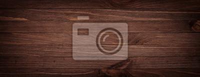 Papiers peints Planche à découper en bois brun foncé. Fond, texture, bois