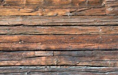 Planche En Bois Rustique Papier Peint Papiers Peints Latte Buriné