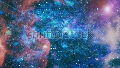 Papiers peints planètes, étoiles et galaxies dans l'espace extra-atmosphérique, beauté de l'exploration spatiale. Éléments fournis par la NASA