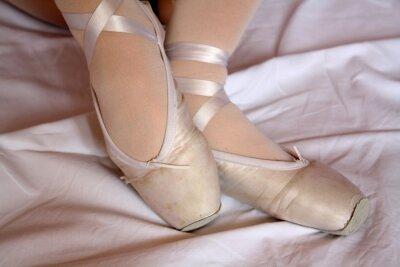 Papiers peints Pointe Chaussures
