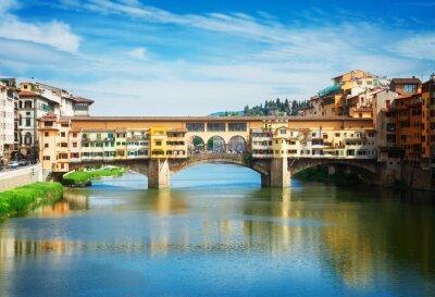 Papiers peints Ponte Vecchio, Florence, Italie
