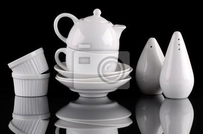 porcelaine blanche un