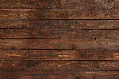 Papiers peints près de mur fait de planches de bois