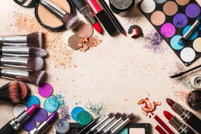 Papiers peints Produits de maquillage