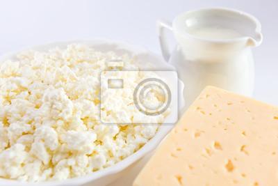 produits laitiers.