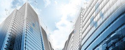 Papiers peints Projet de bâtiments modernes