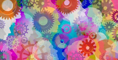 Papiers peints Psychology Background