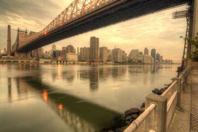 Papiers peints Queensboro Bridge