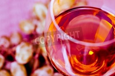 Papiers peints Raisins et vins