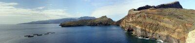 Papiers peints Randonnée sur la Ponta de la péninsule Lourenco