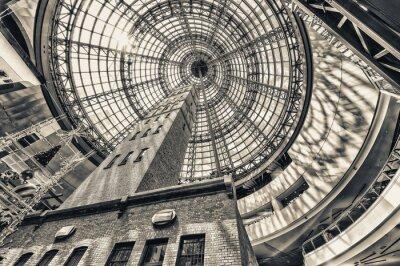 Papiers peints Regarder, haut, côté, tour, toit, toit, Melbourne, cent