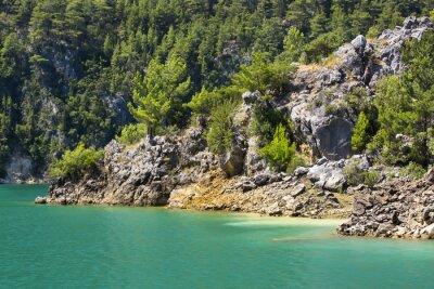 Papiers peints Réserve naturelle de Big Green Canyon en Turquie
