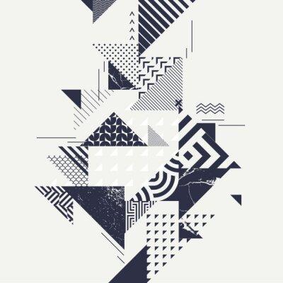 Papiers peints Résumé, art, fond, géométrique, éléments