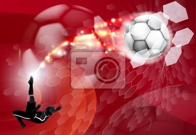 Résumé Contexte de football Sport