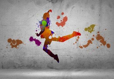 Papiers peints Résumé danseur