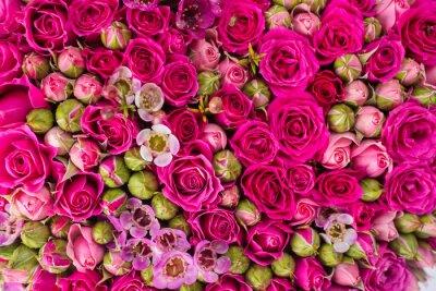 Papiers peints Résumé de fond de fleurs.