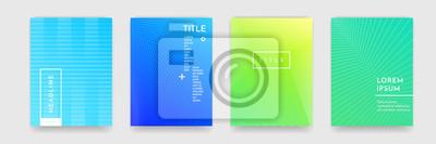 Papiers peints Résumé de la texture du motif de gradient pour la couverture de livre modèle de jeu de vecteur