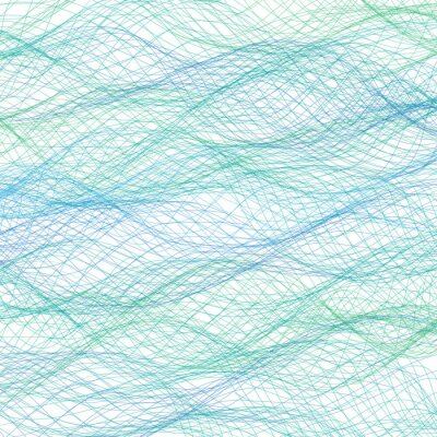 Papiers peints Résumé des lignes de fond bleu. Vecteur