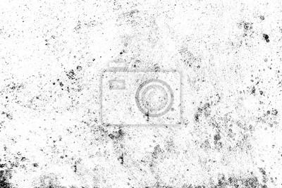 Papiers peints Résumé des particules de poussière et la texture de grain de poussière sur fond blanc, de la saleté surimpression ou l'effet d'écran utiliser pour le style vintage grunge background.