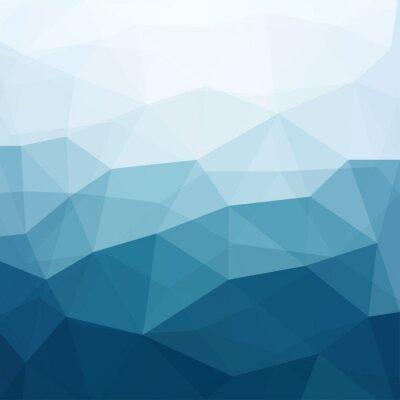 Papiers peints Résumé fond bleu