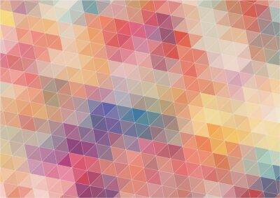Papiers peints Résumé fond coloré bidimensionnelle