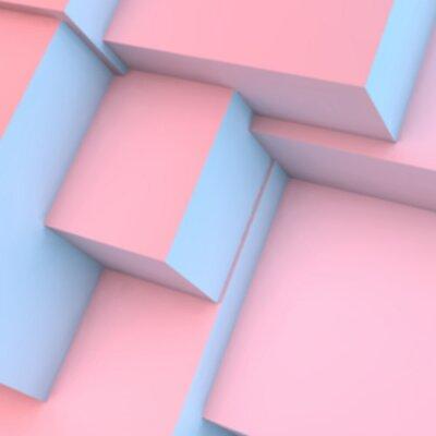 Papiers peints Résumé, fond, quartz, sérénité, cubes