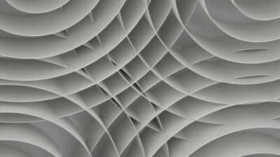 Papiers peints Résumé, fond, spirales, 3D, render