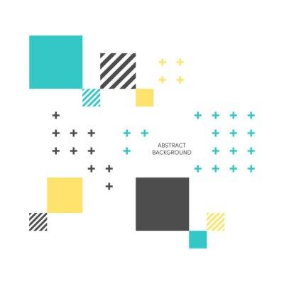 Papiers peints Résumé, géométrique, géométrique, fond, vecteur, Illustration