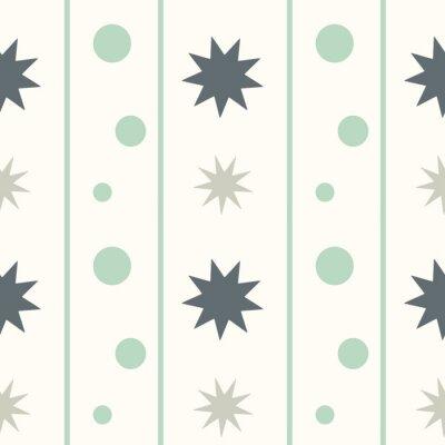 Papiers peints Résumé, géométrique, seamless, vecteur, modèle, fond, Illustration