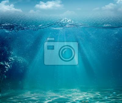 Papiers peints Résumé mers et des océans fonds d'écran pour votre conception