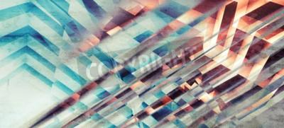 Papiers peints Résumé, monochrome, fond, chaotique, intersecté, rayures, modèle