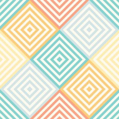 Papiers peints Résumé, seamless, géométrique, modèle, rhombus