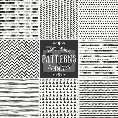 Résumé Seamless Patterns Collection