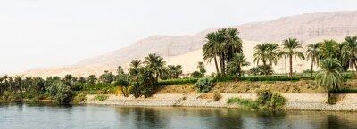 Papiers peints Rive du Nil dans la nature