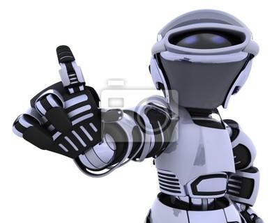 robot de pointage