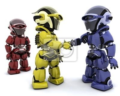 robots en accord