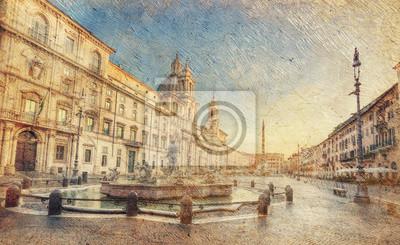 Papiers peints Rome. Italie.