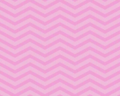 Papiers peints Rose Chevron Zigzag tissu texturé motif de fond
